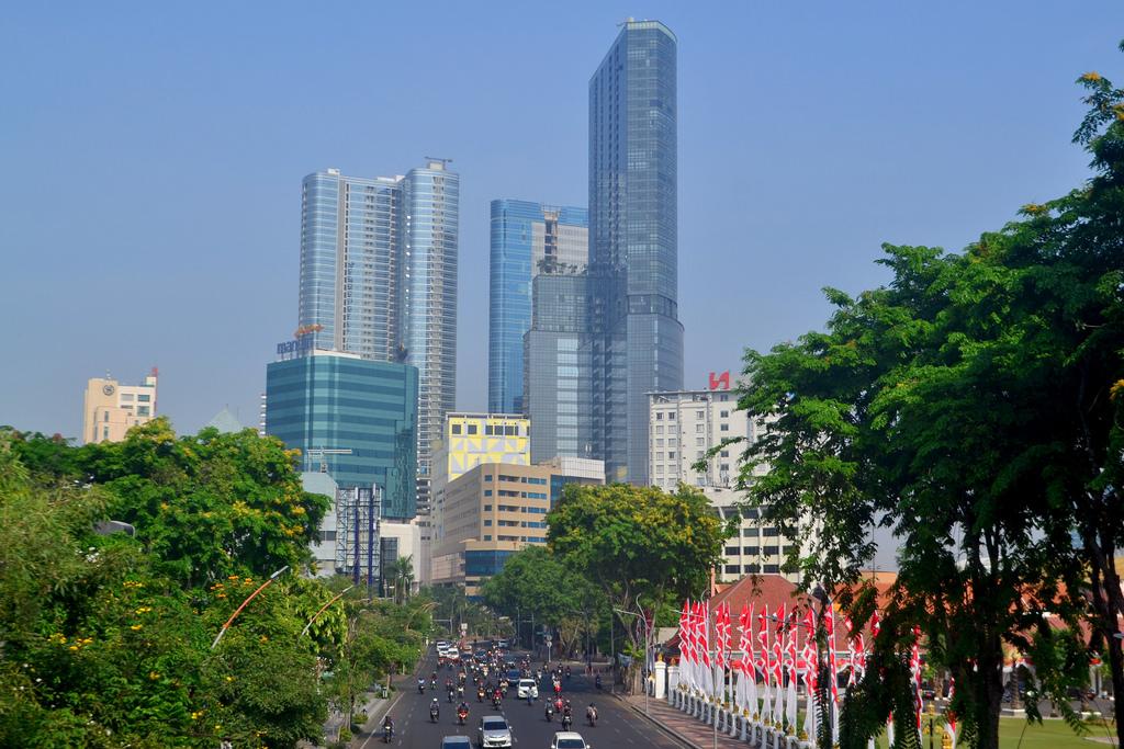 Pergeseran Potensi Bisnis Perkantoran Surabaya, Mengarah ke Surabaya Barat dan Timur