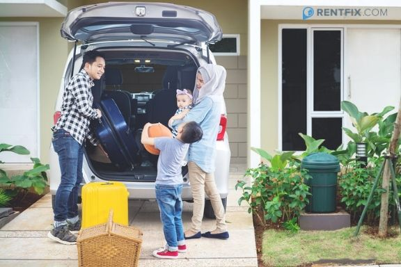 5 Tips Mudik, Rumah Tetap Aman