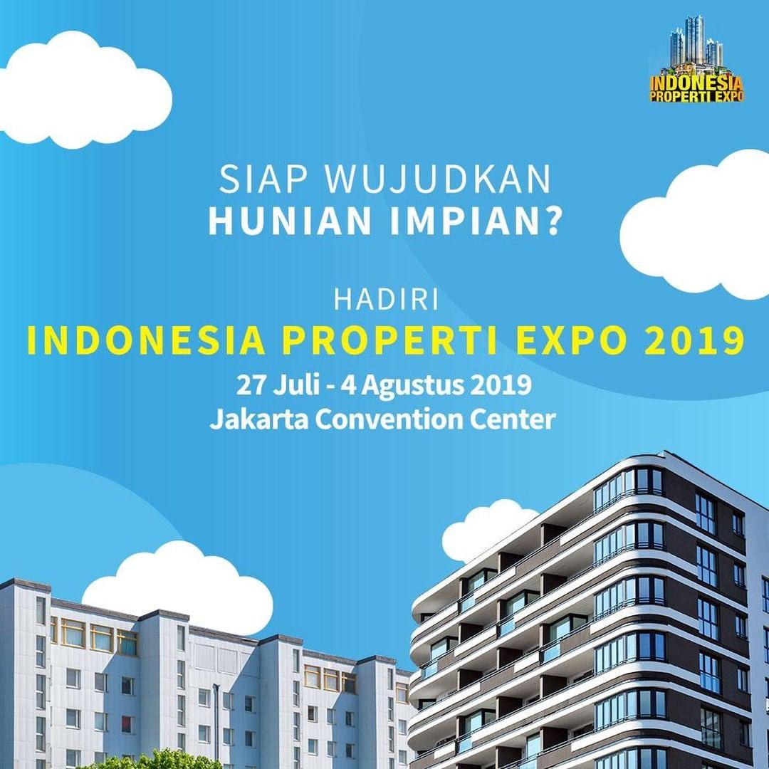 Undangan Pameran Indonesia Properti Expo (IPEX 2019)