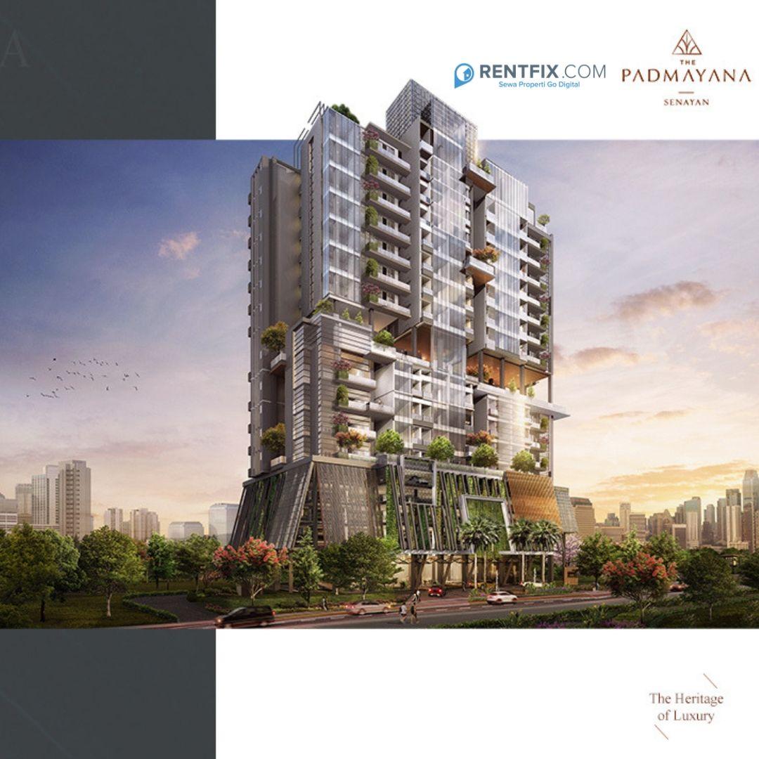 Apartemen The Padmayana, Tawarkan Heritage Resort di Tengah Kota Jakarta