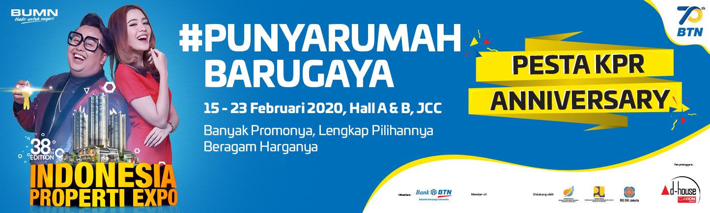 Rentfix Hadir Kembali di Indonesia Properti Expo 2020