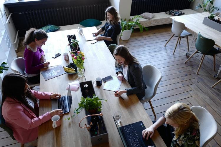 Desain Kantor Pemacu Kreativitas Kaum Milenial