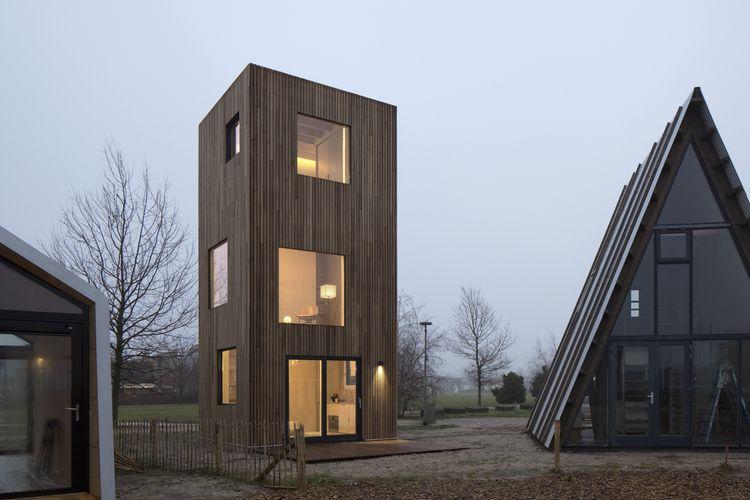 """""""Micro House"""" Bisa Menjadi Solusi Rumah Pasca-pandemi"""