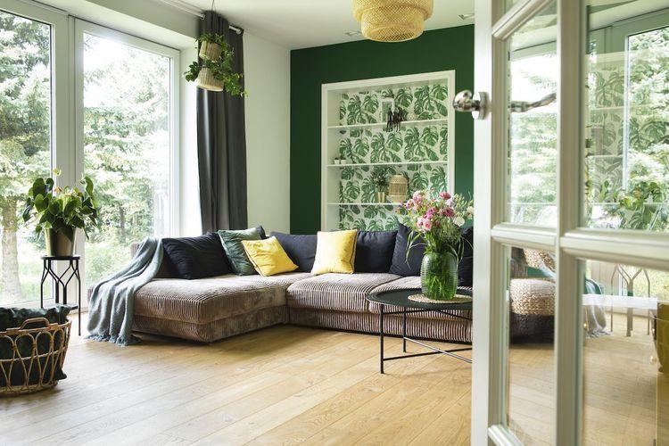 3 Warna Cat yang Bagus untuk Interior Rumah, Ini Alasannya