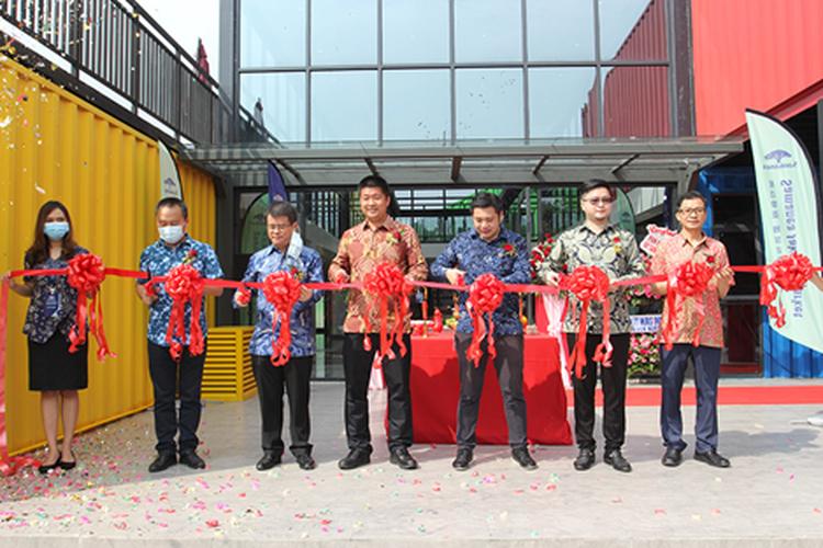 Pengembang China dan Singapura Buka Pusat Perbelanjaan di Tangerang