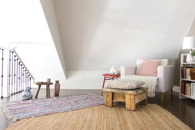 Hilangkan Stres dengan Membangun Ruang Meditasi di Rumah