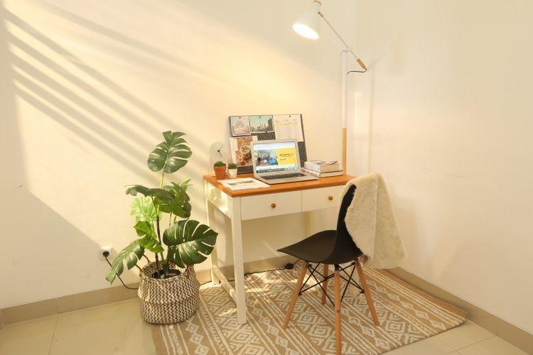 Agar Makin Produktif dan Nyaman di Rumah, Contek Desain Ruang Kerja ala Skandinavia Ini