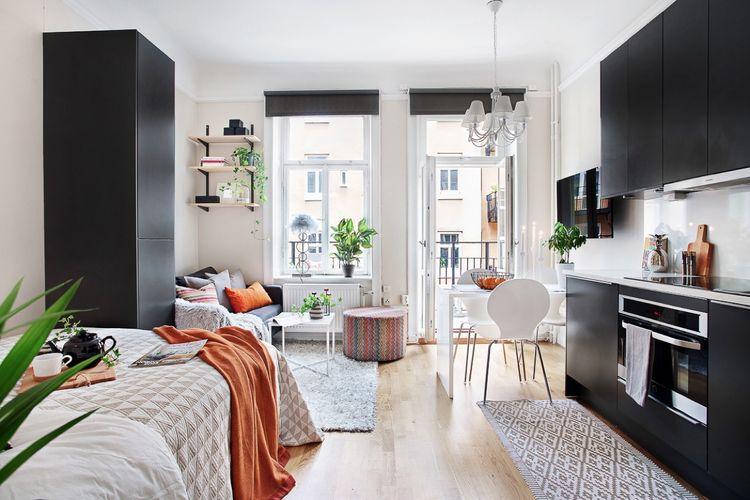 5 Trik Dekorasi Minimal Apartemen Sewa