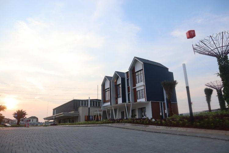 Yiho Jakarta Kembangkan 1.053 Rumah di Tangerang