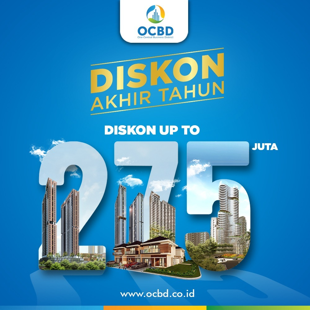 DISKON UP TO 275 Juta