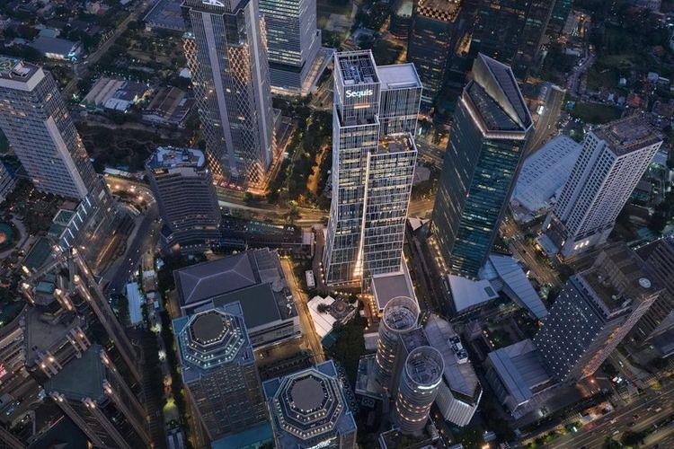 Optimalkan Efisiensi Bangunan dan  Kinerja Ramah Lingkungan, Sequis Tower Borong Penghargaan Internasional