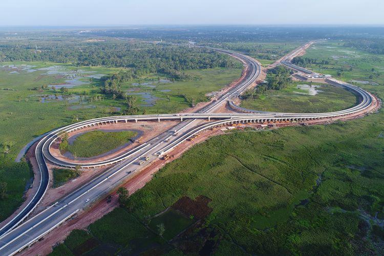 Indonesia Peringkat 9, Industri Infrastruktur di Asia Pasifik