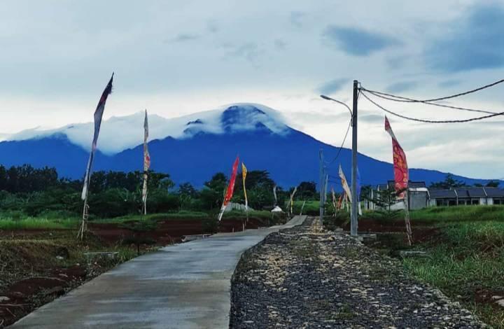 Hillside Colony Bogor, Hunian Asri dengan View Gunung Salak